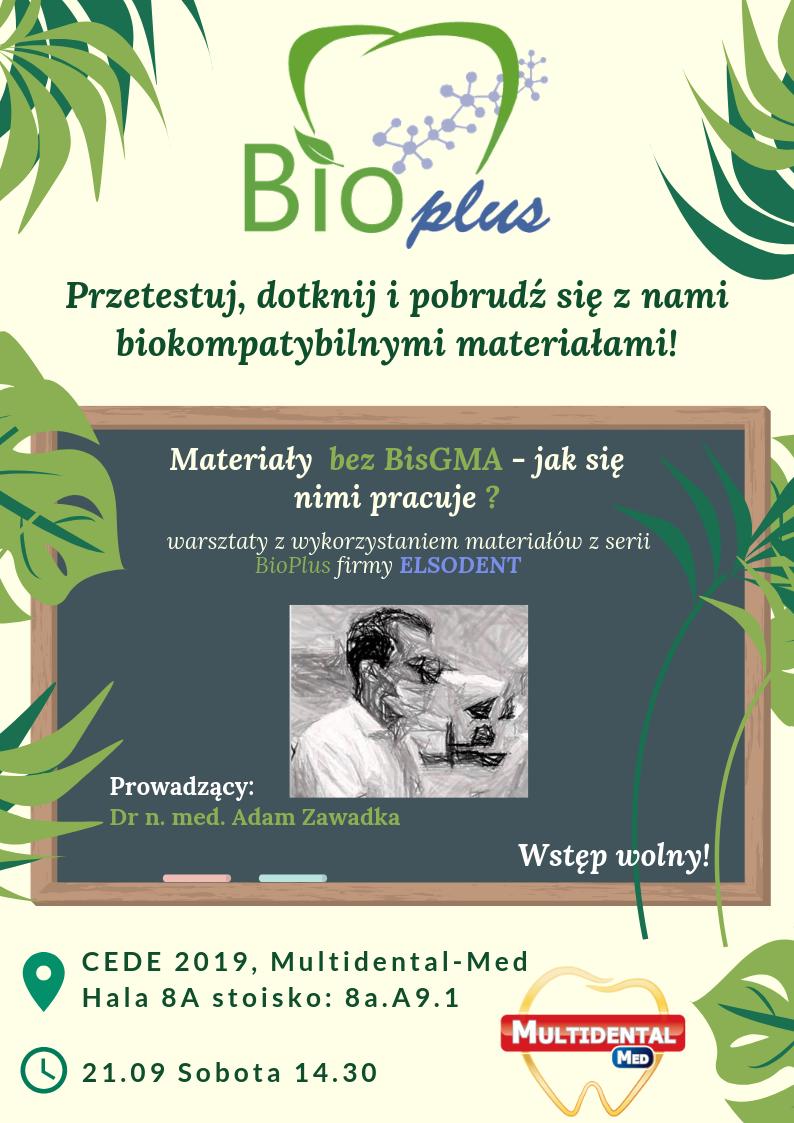 warsztat biokompatybilne materiały dr Adam Zawadka